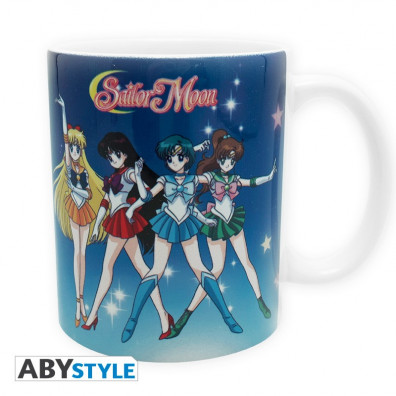 Sailor Moon - Mok - 320 ml - Sailor Warriors