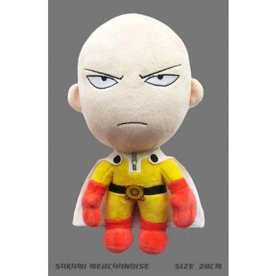 Saitama Angry ver. knuffel