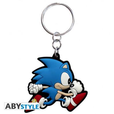 Sonic Run Sleutelhanger