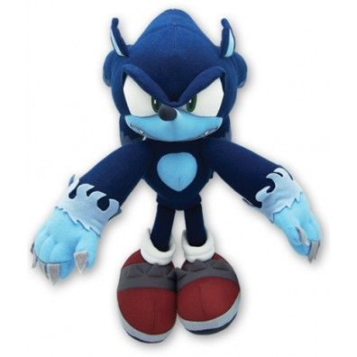 Sonic Classic: Sonic Werehog knuffel