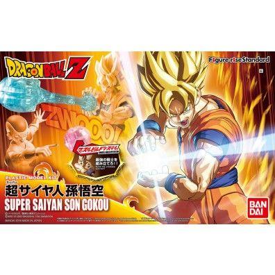 Figure Rise SSJ Goku Model Kit