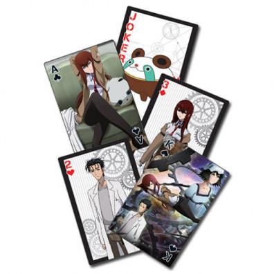 Steins;Gate Speelkaarten