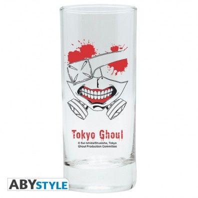 Tokyo Ghoul Kaneki Masker Glas