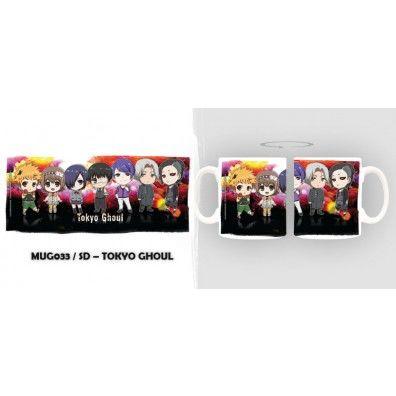 Tokyo Ghoul Group Mok