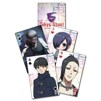 Tokyo Ghoul Speelkaarten