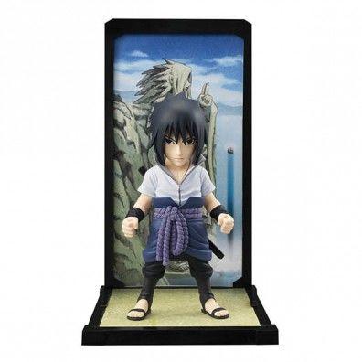 Tamashii Buddies: Naruto Shippuden - Uchiha Sasuke Figuur