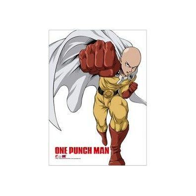 One-Punch Man - Saitama 2 Wall Scroll