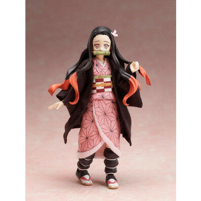 Demon Slayer: Kimetsu no Yaiba Action Figure 1/12 Nezuko Kamado 14 cm