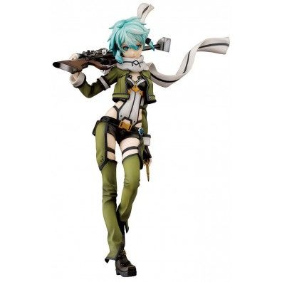 Sword Art Online II PVC Statue 1/7 Sinon 22 cm