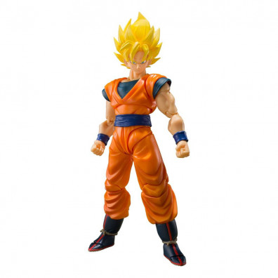 Dragonball Z S.H. Figuarts Action Figure Super Saiyan Full Power Son Goku 14 cm