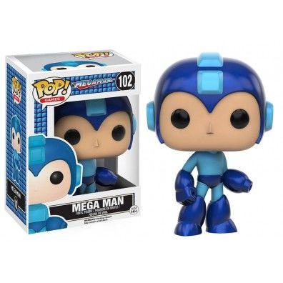 Mega Man Pop! Vinyl Figuur