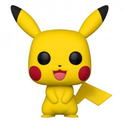 Pikachu #353 POP Vinyl Figuur