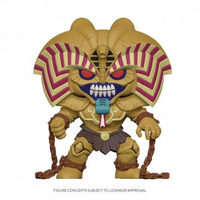 Yu-Gi-Oh! Oversized POP! Animation Vinyl Figure Exodia