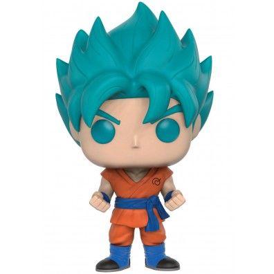 Goku SSJ God SS Pop! Vinyl Figuur