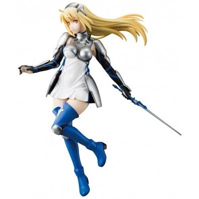 DanMachi Sword Oratoria Statue PVC 1/8 Princess of Sword Ais Wal