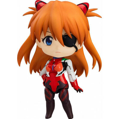 Nendoroid: Asuka Shikinami Langley Plugsuit Ver.