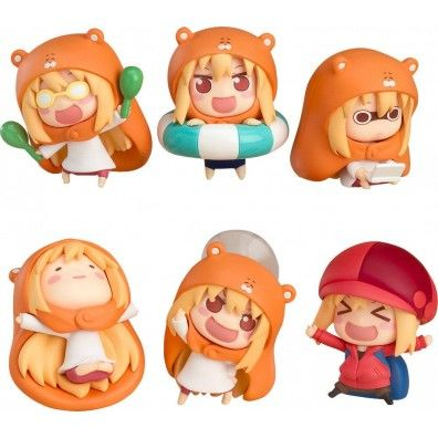 Himouto! Umaru-chan Mini Figures 4 cm Assortment #2 (8)
