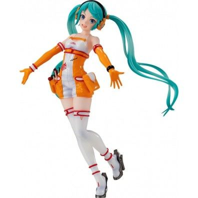 Hatsune Miku GT Project Pop Up Parade PVC Statue Racing Miku 2010 Ver. 17 cm