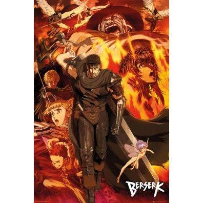Berserk Group Poster (61 x 91 cm)