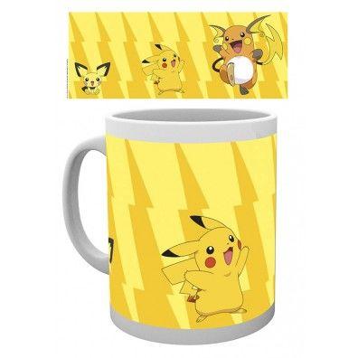 Pikachu Evolve Mok