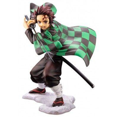 Demon Slayer: Kimetsu no Yaiba ARTFXJ Statue 1/8 Tanjiro Kamado 18 cm