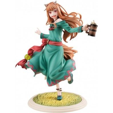 Spice and Wolf PVC Statue 1/8 Holo 10th Anniversary Ver. 21 cm