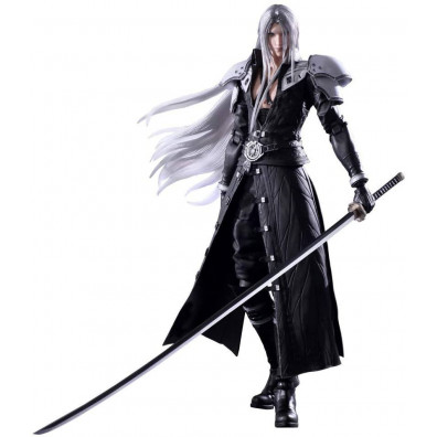 Final Fantasy VII Remake Play Arts Kai Action Figure Sephiroth 28 cm
