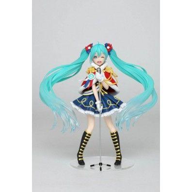 Vocaloid PVC Statue Hatsune Miku Winter Liver Ver. 18 cm