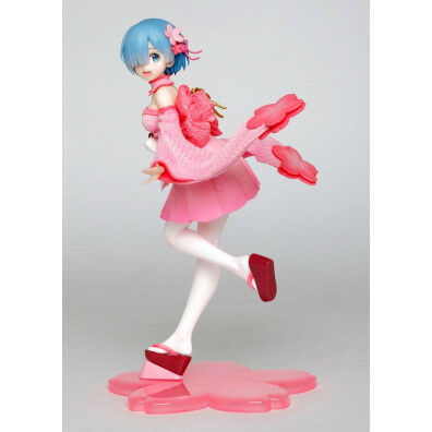 Re:Zero Precious PVC Statue Rem Sakura Ver. 23 cm