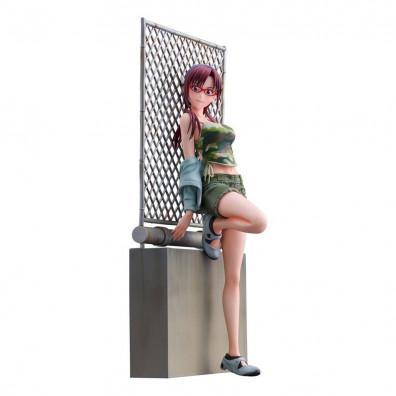 Evangelion PVC Statue Makinami Mari Illustrious 28 cm