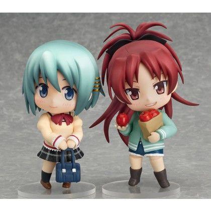 Nendoroid Sayaka Miki: Uniform Ver. & Kyouko Sakura: Casual Ver.