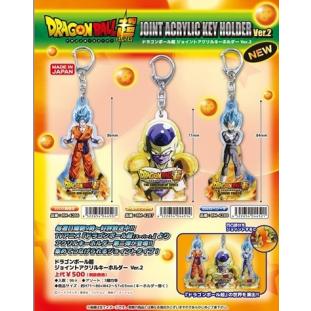 Dragon Ball Super Sleutelhanger (Limited Edition)