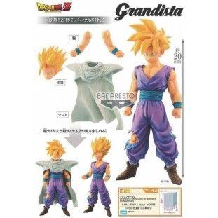 Dragon Ball Z - Son Gohan SSJ - SSJ2 - Grandista - Resolution of