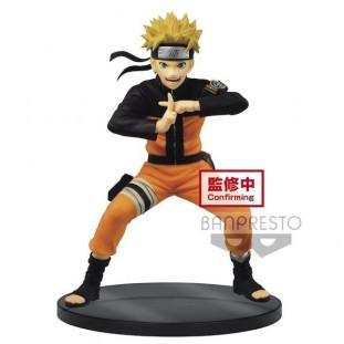 Naruto Shippuuden - Uzumaki Naruto - Vibration Stars - II PVC Figuur