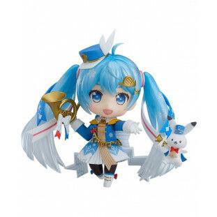 Nendoroid: Snow Miku - Snow Parade Ver. (Wonfes Limited)