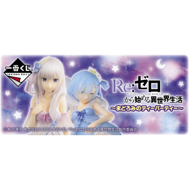 Ichiban Kuji - Re:Zero -Starting Life in Another World- -Drowsiness Tea Party