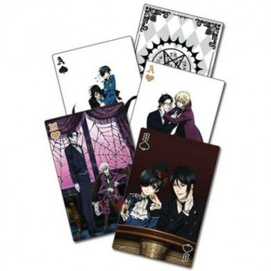 Black Butler Speelkaarten