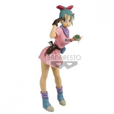 Dragon Ball - Bulma - Glitter & Glamours - III PVC Figuur (A)