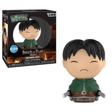 Funko Dorbz: Attack on Titan - Levi