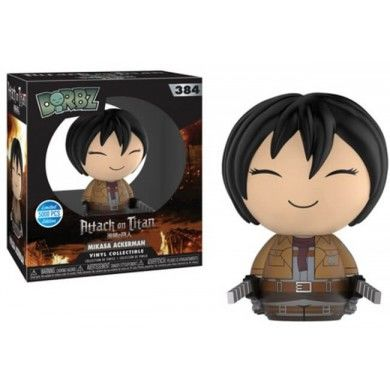 Funko Dorbz: Attack on Titan - Mikasa Ackerman