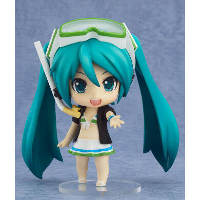 Nendoroid: Hatsune Miku: Swimsuit Ver. FamilyMart Color