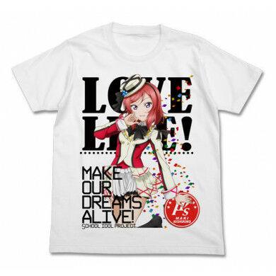 Love Live! T-shirt: Nishikino Maki