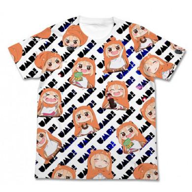 Himouto! Umaru-chan T-shirt: Umaru-chan Full Color