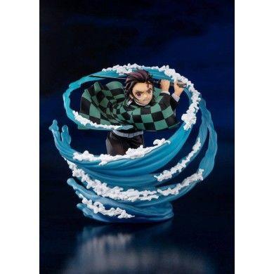 Demon Slayer: Kimetsu no Yaiba FiguartsZERO PVC Statue Kamado Tanjiro Breath of Water 15 cm