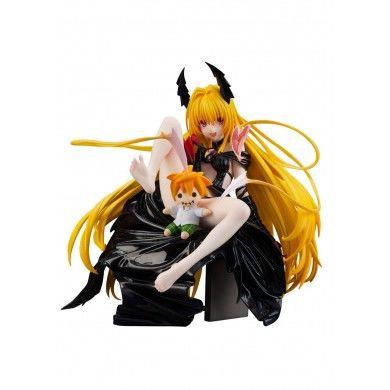 To Love-Ru Darkness PVC Statue Golden Darkness 18 cm