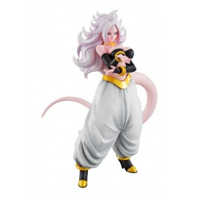 Dragonball Gals PVC Statue Android 21 Transformed Ver. 21 cm